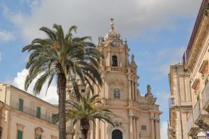 La cattedrale di Ragusa Ibla
